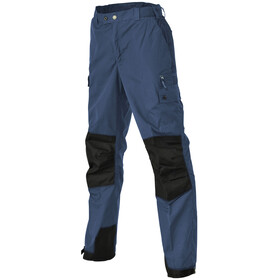 Pinewood Lappland Pants Kinder steel blue/black